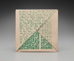 Un Libro Illegible Quadrato