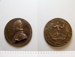 Medal of Andrea Barbazza