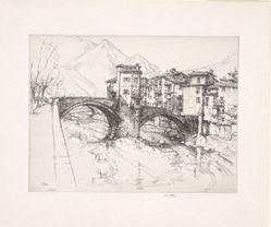 Bridge at Sospel