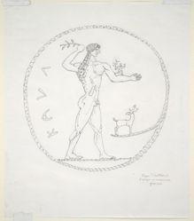 Apollo (from a Greek Coin)