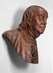 Benjamin Franklin 1706-1790 M.A. (hon.) 1753