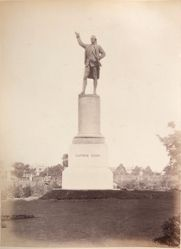 [Captain Cook Monument], from the album [Sydney, Australia]