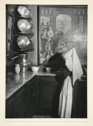 Hospice de Beaune, from A Portfolio of 10 Photographs by Brassai