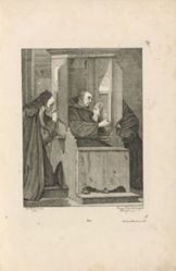 Confession (Penance) from the series I sette sacramenti (The Seven Sacraments)
