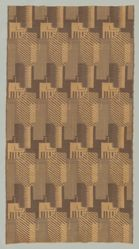 Length of Fabric from Radio City Music Hall