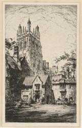 Wrexham Tower, Yale