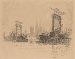 London Bridge Construction