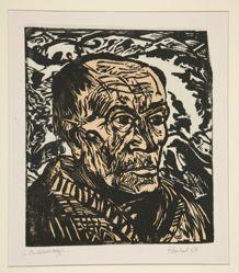 Bildnis Kopf (Portrait)