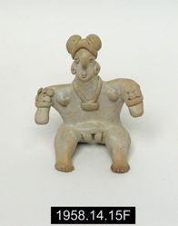 Slab figurine