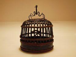 Round Cricket Cage