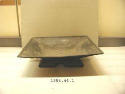 Rectangular Bowl with Handles