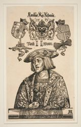 Emperor Charles V of the Holy Roman Empire (1500-1558)