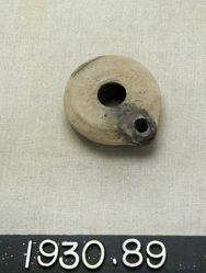 Small Round Lamp