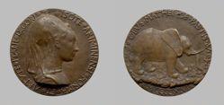 Medal of Isotta degli Atti da Rimini