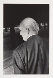 Untitled (Man Seen in Lost Profile) 1972, from the portfolio Chiaroscuro, 1982