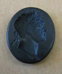 Intaglio: Classical Head