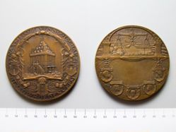 Medal of Gouda Weight Market