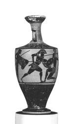 Black-figure Lekythos
