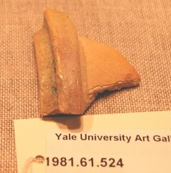 Vessel sherds