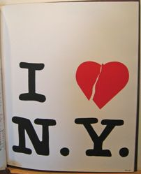 I Love N.Y., from the portfolio Your House is Mine