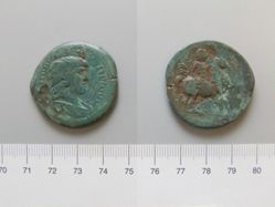 Copper of Antinous from Alexandria