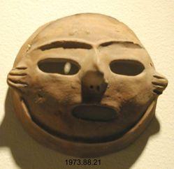 Diminutive human mask