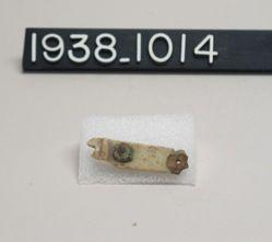 Bone Clasp (or Bone Strap Terminal Hinge Plate)