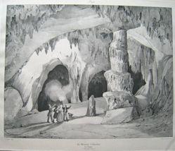 Grottes d'Osselles: Les Orgues (Osselles Caves: The Organs)