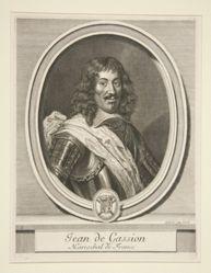 Portrait of Jean de Gassion