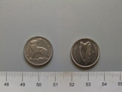 Threepence of the Free State