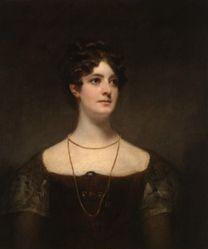 Mrs. James Wedderburn, née Isabelle Clerk