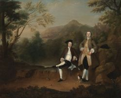 Robert Gwillym of Atherton and William Farington of Werden