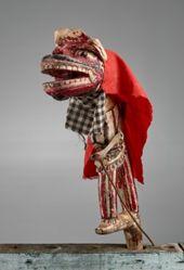 Puppet (Wayang Klitik) of Barongan