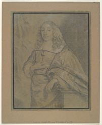 Herr David de Neufville von Frankfurt (?)