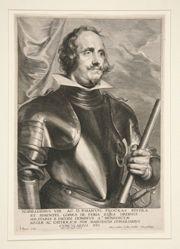 Manuel Frockas Perera y Pimentel, Count of Feria (1576-1646)