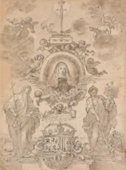 Allegory of Charles II of Spain