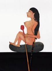 Shadow Puppet (Wayang Kulit) of Darsini Mandi