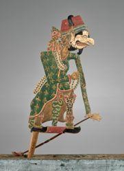 Puppet (Wayang Klitik) of Drona