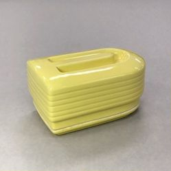 """Butter Dish, """"General"""" Pattern"""