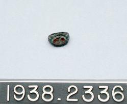 Bronze Ring with Carnelian Intaglio