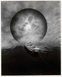 Boat and Moon