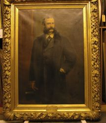 Thomas Chalmers Sloane (1847-1890), B.A. 1868, M.A. 1870