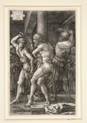 The Flagellation, from The Engraved Passion