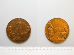 Belgian Medal for the Siege of Namur