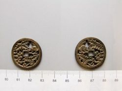 Bronze Byul-jeon Charm from Joseon Dynasty