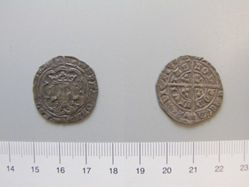 Silver groat of Edward IV from London