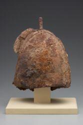 Sasanian helmet