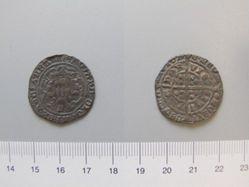 Silver groat of Edward IV from Norwich