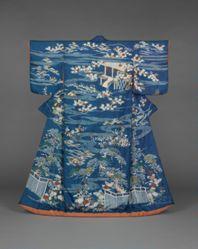 Short-sleeved Kimono
