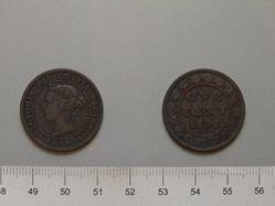 Cent of Queen Victoria
